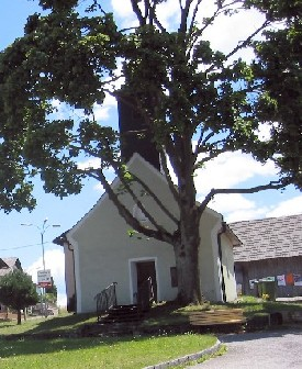 Kapelle in Großgöttfritz